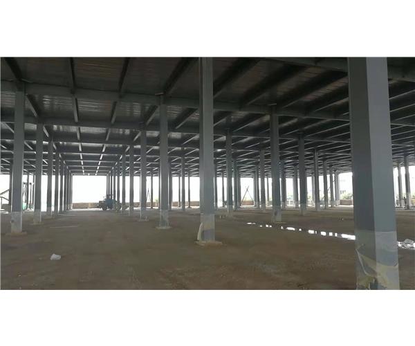 钢结构厂房加工