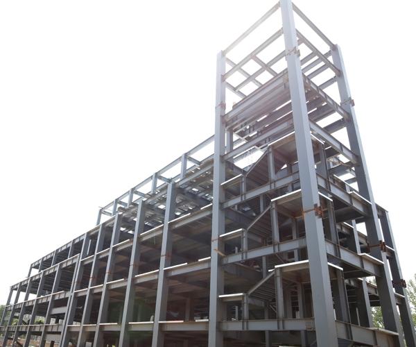 沧州市第三中学钢结构建筑
