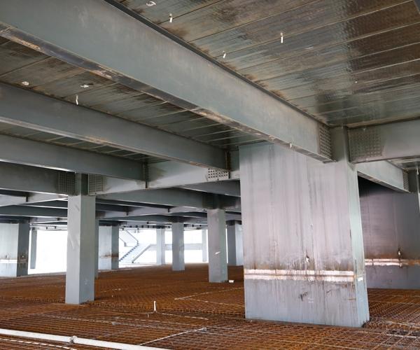 第三中学钢结构厂房