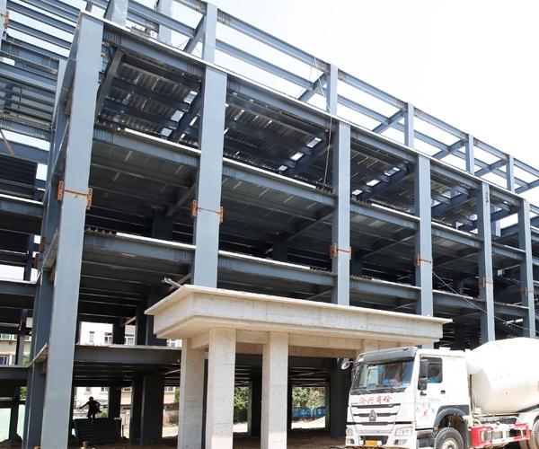 沧州第三中学校区建设