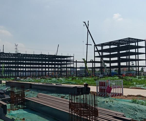 北京中关村丰台园工程
