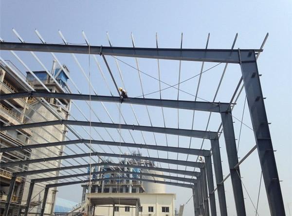 轻钢结构具有良好的延展性,能够将地震波的能耗抵消掉