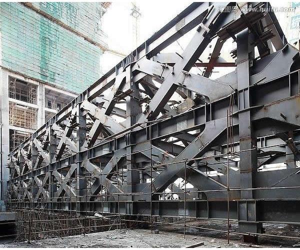 钢结构高层楼房