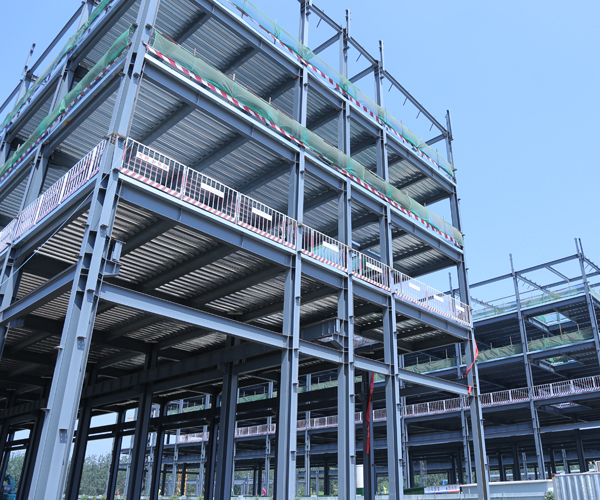 钢结构工程厂房
