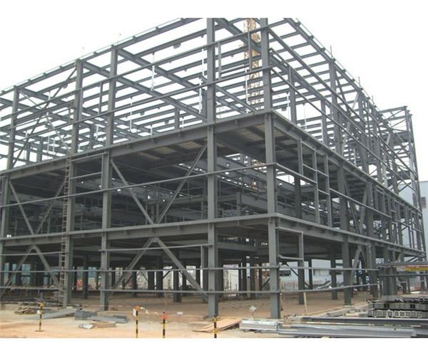 钢结构高层住宅