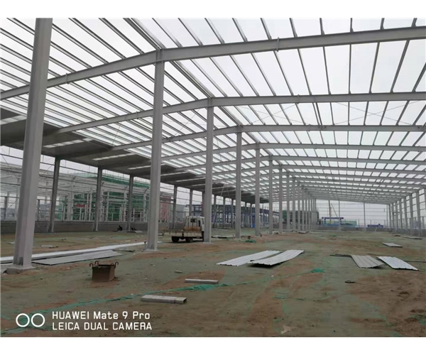 钢结构厂房供应