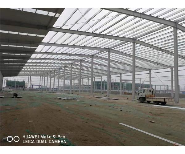 钢结构厂房供应商