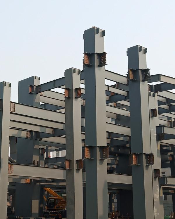 钢结构高层厂房